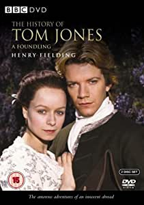 The History of Tom Jones: A Foundling [DVD]