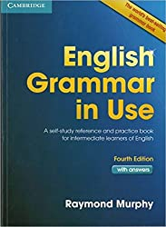 [ ENGLISH GRAMMAR IN USE WITH ANSWERS A SELF-STUDY REFERENCE AND PRACTICE BOOK FOR INTERMEDIATE STUDENTS OF ENGLISH BY MURPHY, RAYMOND](AUTHOR) PAPERBACK