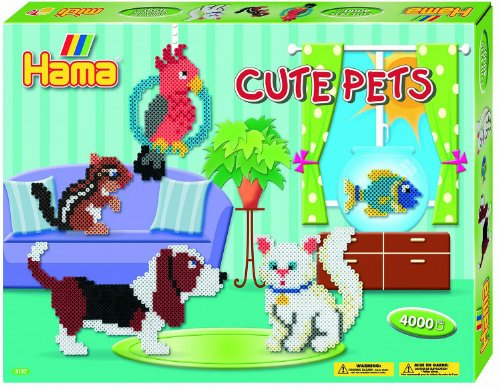 Hama cute pets bead set at shop ireland