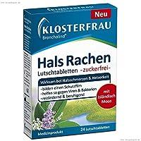 Klosterfrau Broncholind Hals Rachen Lutschtabletten 24er preisvergleich bei billige-tabletten.eu