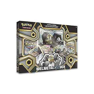 Pokémon POK80381 TCG : Melmetal-GX Box