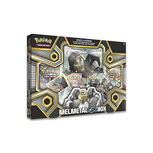 Pokémon POK80381 TCG: Melmetal-GX Box - Karten-set-box Pokemon