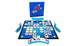 Adacio Latice Strategy Board Game