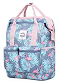 HotStyle DISA Tropical Convertible Handbag Backpack for Laptop up to 14-inch - Millennial