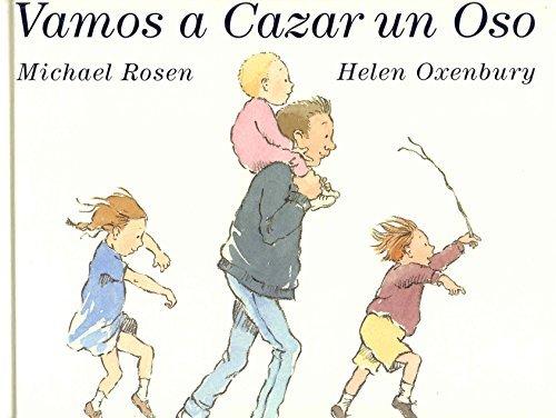 Vamos a Cazar UN Oso/Were Going on a Bear Hunt (Spanish Edition) by Michael Rosen (1998-09-02)
