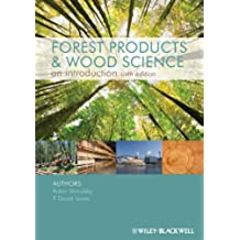 Forest Products and Wood Science: An Introduction (English Edition)