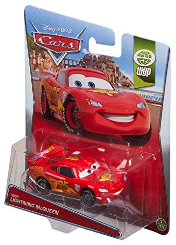 Image of Disney Pixar Cars Lightning McQueen (WGP Series, # 1 of 15)