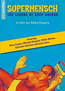 Supermensch: The Legend of Shep Gordon [DVD]
