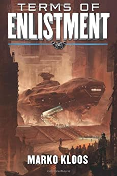 Terms of Enlistment (Frontlines Book 1) (English Edition) par [Kloos, Marko]