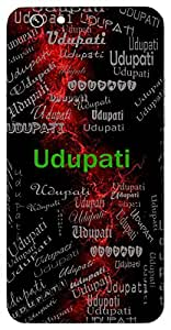 Udupati (Lord Of Stars) Name & Sign Printed All over customize & Personalized!! Protective back cover for your Smart Phone : One Plus X