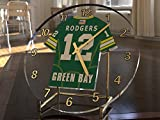 AARON RODGERS GREEN BAY PACKERS NFL AMERICAN FOOTBALL JERSEY UHREN !!!!!