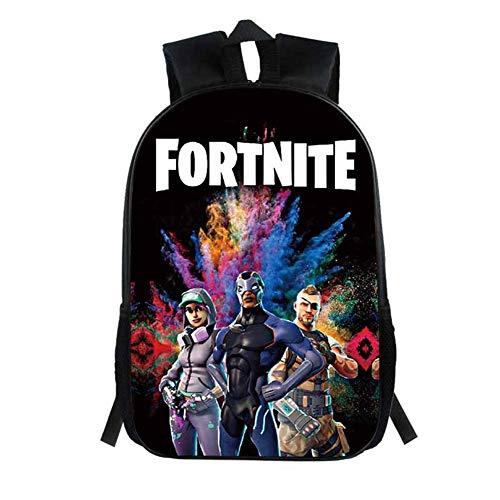 Fort Battle Royale Backpack, School Backpack Fashion Schoolbag for Kid