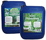Mibo Aquaristik Pflanzendünger + Kohlenstoffdünger Spar Set 2 x 5000ml Aquarium Dünger