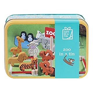 Apples To Pears : Zoo in a Tin