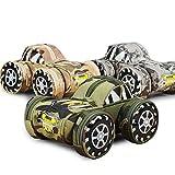 Bureze WAM Portable 3D Trousse Cool Camouflage de Voiture Jeep Style Pouch Sac Pen Holder école Papeterie