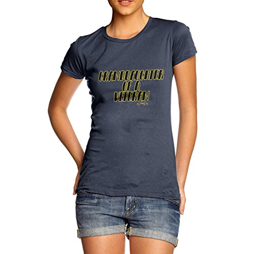 TWISTED ENVY  Damen T-Shirt Navy
