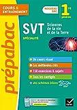 SVT 1re (spécialité) - Prépabac: nouveau programme de Première 2019-2020...