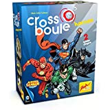 Zoch 601105089 - Crossboule Spiel, Heroes Batman vs Superman, bunt