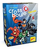 Noris Spiele Zoch 601105089 - Cross Boule, Heroes Batman Vs Superman de Jeu, Multicolore