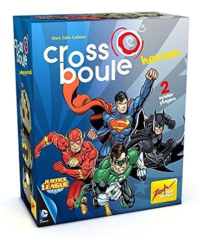 Zoch 601105089–Cross Boule, Heroes Batman Vs Superman de jeu, multicolore