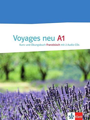 Preisvergleich Produktbild Voyages neu A1: Kurs- und Übungsbuch + 2 Audio-CDs