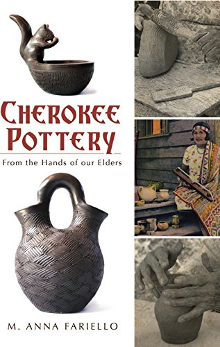 Cherokee Pottery: From the Hands of our Elders (American Heritage) (English Edition) - Nc-keramik