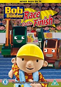 Bob The Builder - Race To The Finish [DVD]