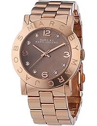 Marc Jacobs MBM3221 - Reloj con correa de metal, para mujer, color beige / rosa