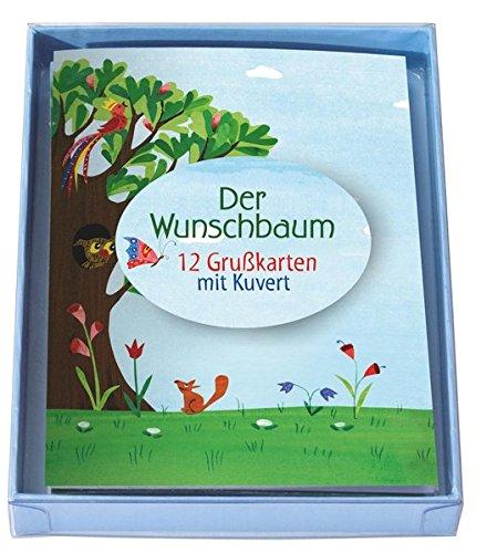 Der Wunschbaum: Grußkarten