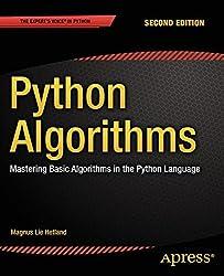 By Magnus Lie Hetland Python Algorithms: Mastering Basic Algorithms in the Python Language (2nd ed. 2014) [Paperback]