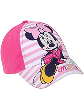 Disney Minnie Chicas Gorra de béisbol 2016 Collection - fucsia