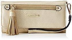 Diana Korr Womens Wallet (Gold) (DKW21GLD)