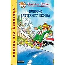 Amazon.es: geronimo stilton - Euskera: Libros