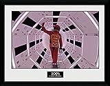 1art1 112865 2001: Odyssee Im Weltraum - Astronaut Gerahmtes Poster Für Fans und Sammler 40 x 30 cm