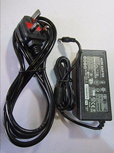 18V, 2A AC-DC-Adapter Netzteil für Kettler Ergometer Unix E Cross-Trainer