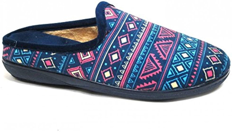 Zapatillas DE CASA VULMAS 845 Azul