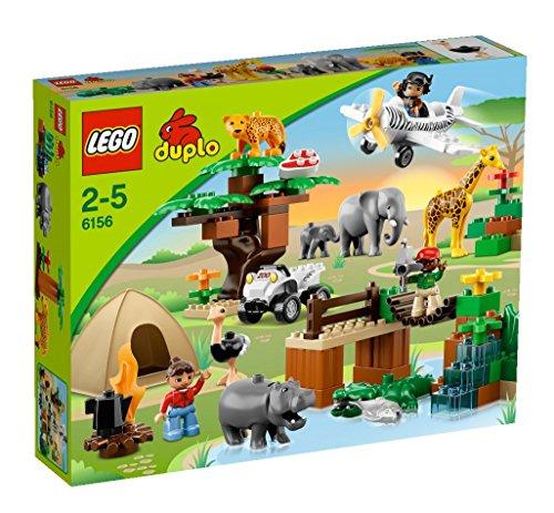 (LEGO Duplo 6156 - Safari-Abenteuer)
