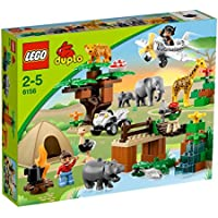 LEGO Duplo 6156 - Safari-Abenteuer