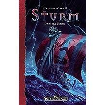 Hjaldinger-Saga, Bd. 2: Sturm (Das Schwarze Auge, Band 109)