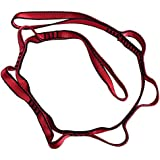 Axe Sickle 2pcs Strong Climbing Strap Adjustable Strap Rope Strong Daisy Chain Nylon Daisy Chain