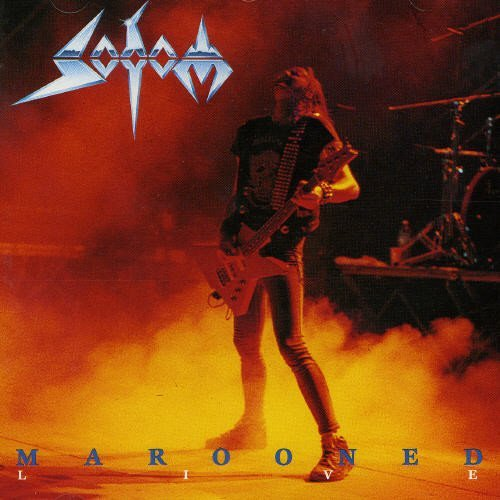 Marooned / Live / Sodomize by Sodom (2010-08-02)