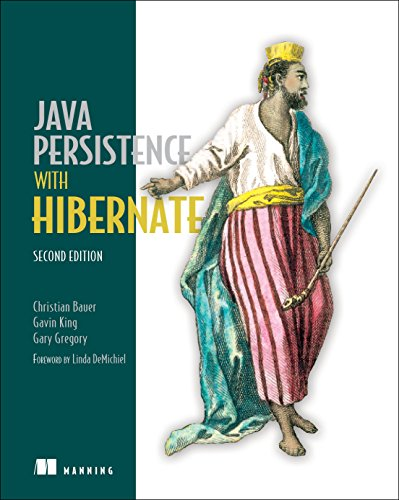 Java Persistence with Hibernate por Christian Bauer