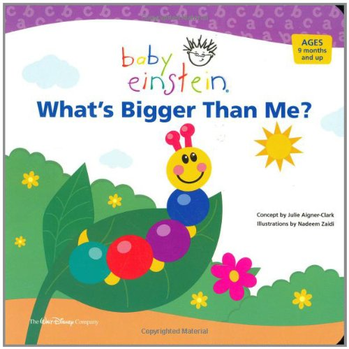 What's Bigger Than Me? (Baby Einstein)