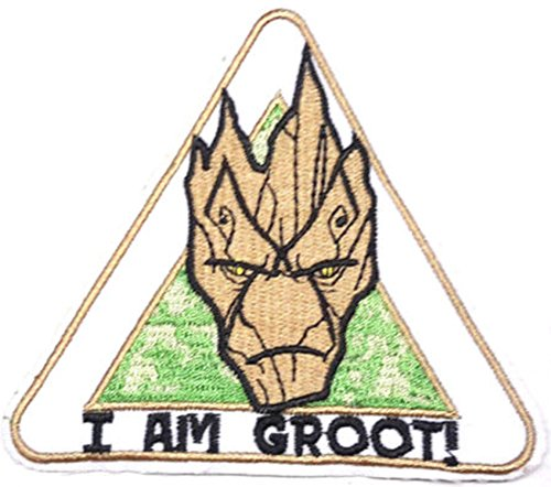 Guardians of the Galaxy I Am Groot braun -