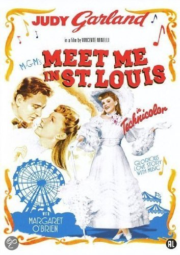 Meet Me in St. Louis (1944) [Import mit deutscher Sprache]