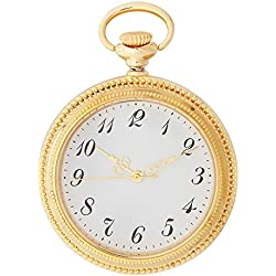 1St. Bulily Men Pocket watch gold AP-OTA-046