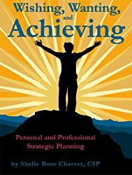Wishing, Wanting & Achieving: Personal & Professional Strategic Planning Mini E-Book (English Edition)