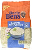 Uncle Ben's Basmati-Komposition, 12 Minuten lose, 3er Pack (3 x 1 kg)