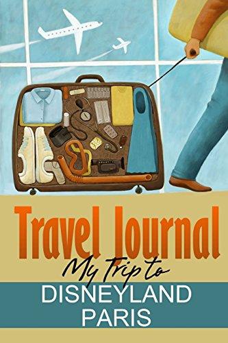 Price comparison product image Travel Journal: My Trip to Disneyland Paris