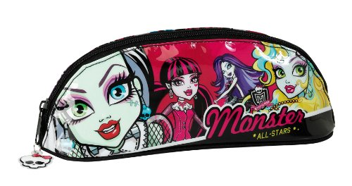 Monster High – Portatodo ovalado (Safta 811343512)